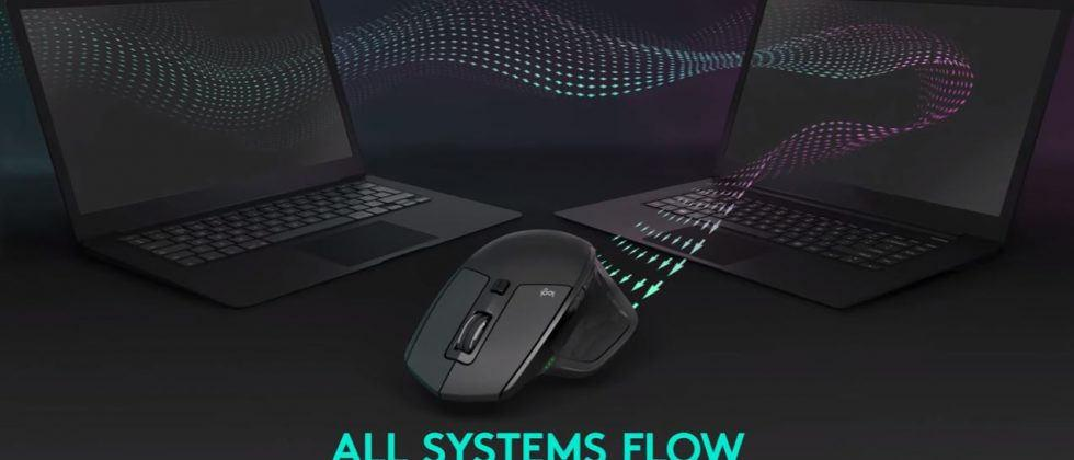 Logitech Flow lets you control multiple computers with one