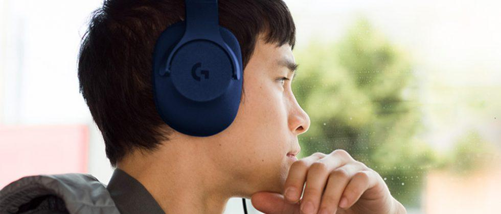 Logitech G433 gaming headset replicates 7.1 surround sound