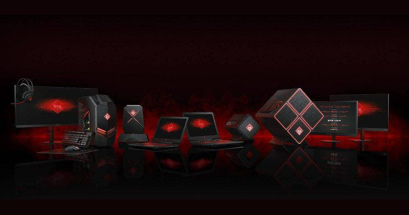 OMEN X Compact Desktop leads HP's new gaming fleet