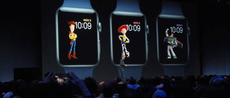 Update your Apple Watch with Toy Story faces with latest watchOS beta