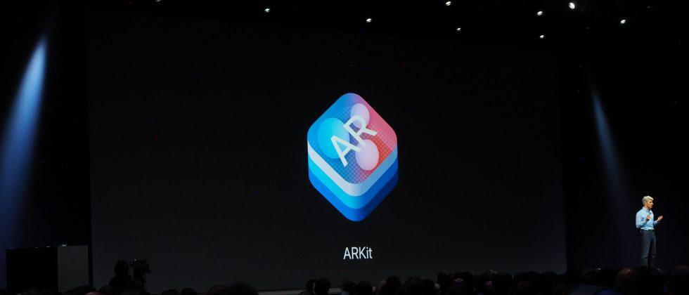 iPhone Augmented Reality revealed with ARKit