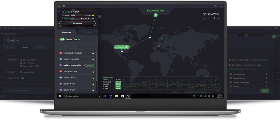 ProtonMail's VPN arrives for everyone as a free service