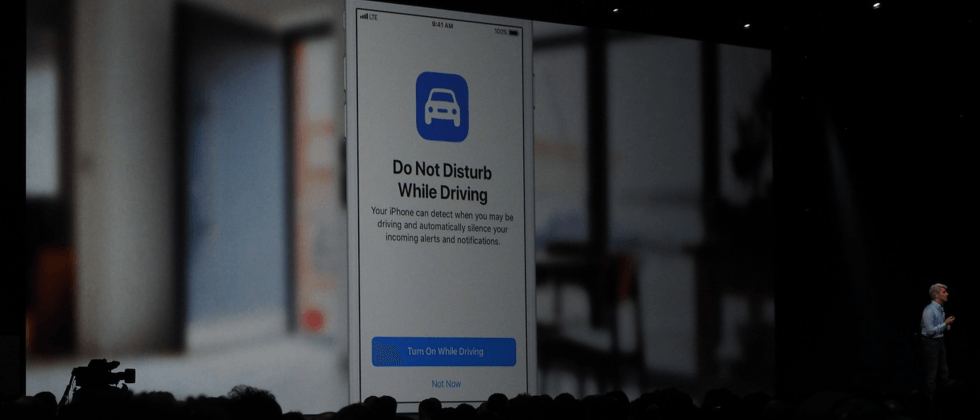 Apple Maps update stops notifications while driving