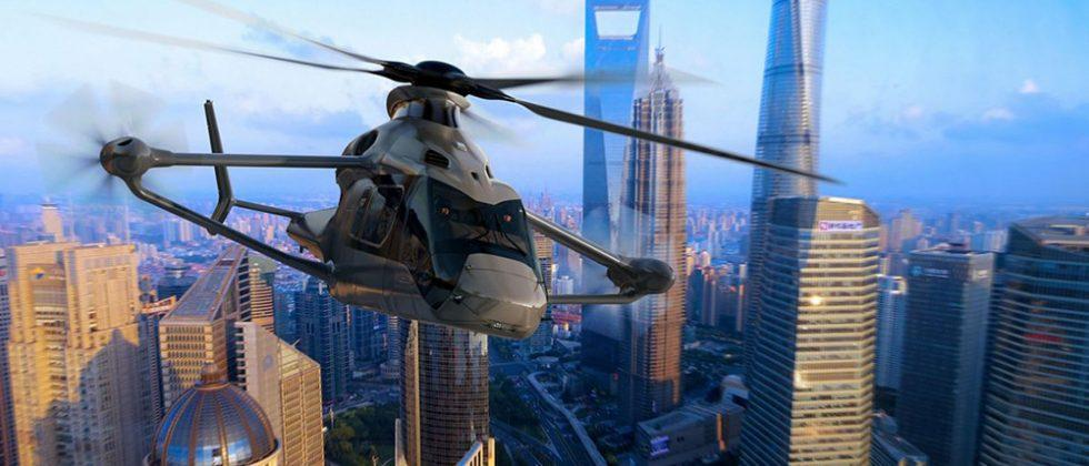 Airbus 'Racer' helicopter concept has wings and 250MPH cruise speed