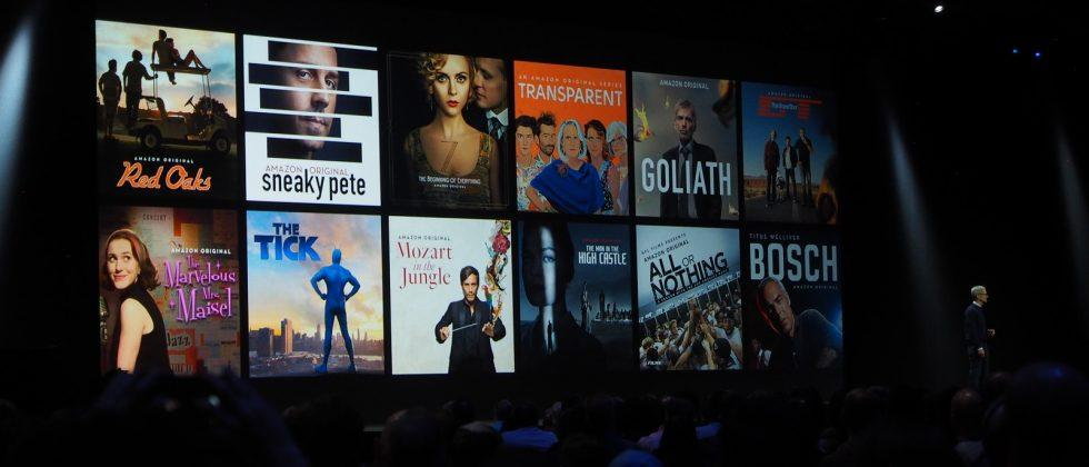 Amazon Prime Video is coming to Apple TV later this year