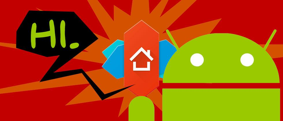 Google Now cards in Nova Launcher for Android [APK download]