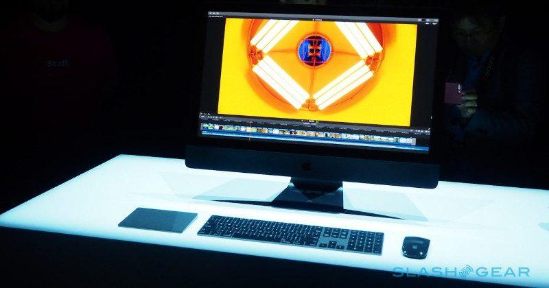 iMac Pro still doesn't give the one thing pros want