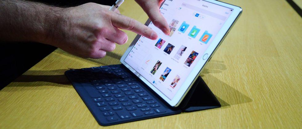 iPad Pro 10.5-inch hands-on: iOS 11's big cheerleader