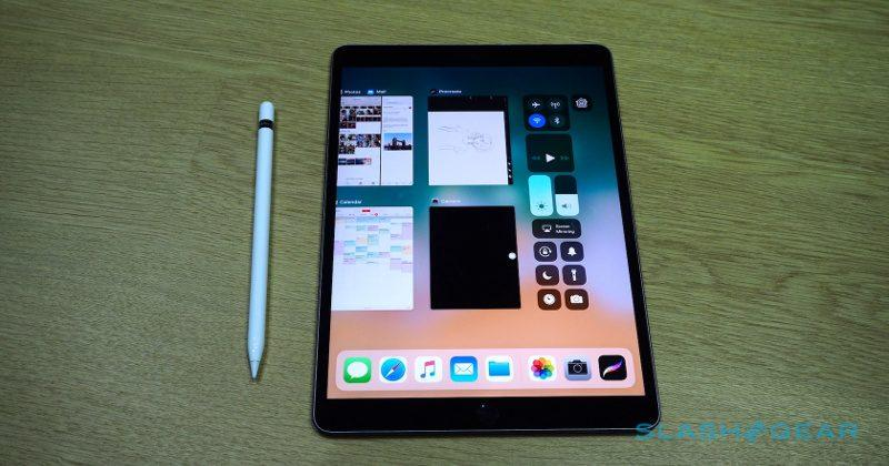 iPad Pro with iOS 11 isn't enough to compete with the Surface Pro