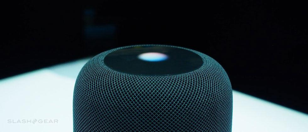 Siri Speaker up close: this is Apple HomePod