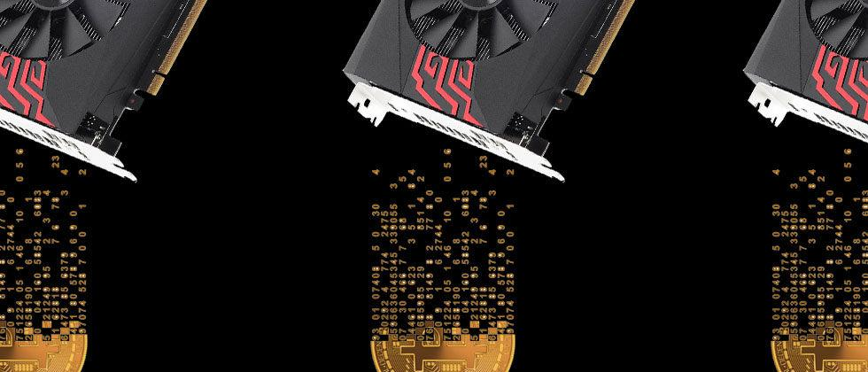 Bitcoin Mining graphics cards released by ASUS, Sapphire with NVIDIA, AMD inside