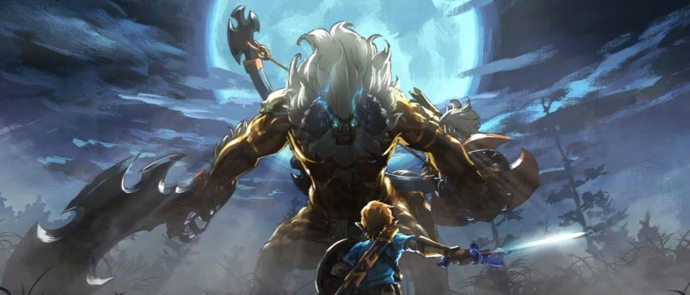 Breath of the Wild's first DLC, The Master Trials, gets new details