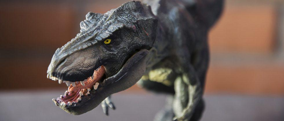 Study says T-Rex probably wasn't a feathery beast after all