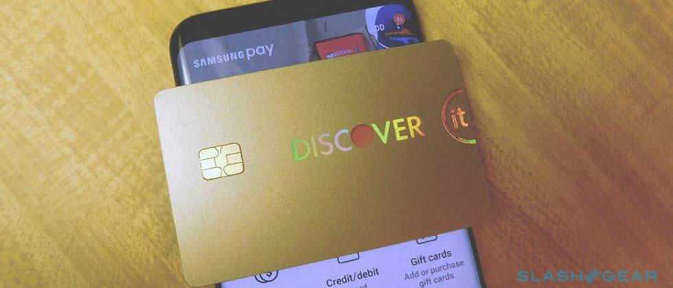 Samsung Pay adds Discover support: here's how to add your card