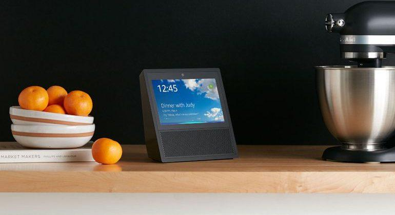 Echo Show now lets you watch a live feed from your smart home camera