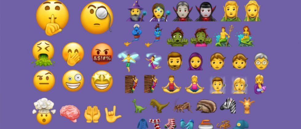 Unicode 10 arrives with bitcoin, hijab, Colbert emoji and more