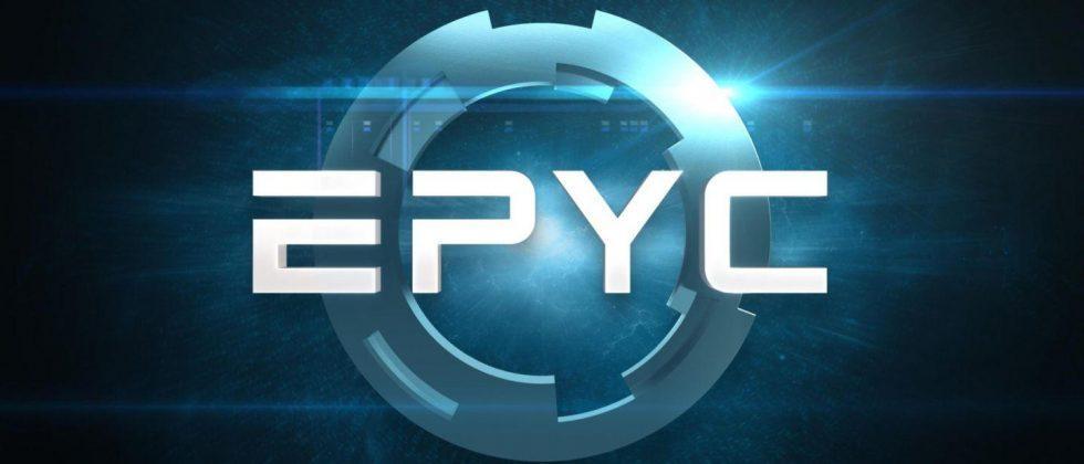 AMD Epyc datacenter processors unveiled: the start of 'a new era'