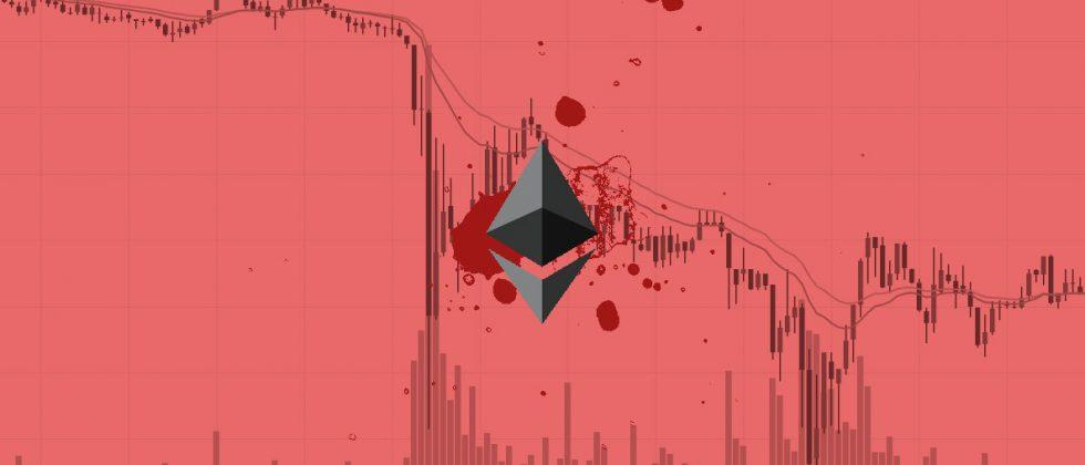 Why Ethereum crashed this week ($ETH)