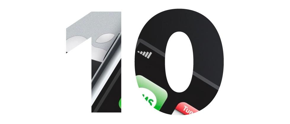 iPhone 10 years later (plus LG, Samsung, Motorola, HTC)