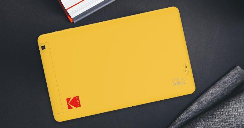 These are the Kodak Android tablets nobody asked for