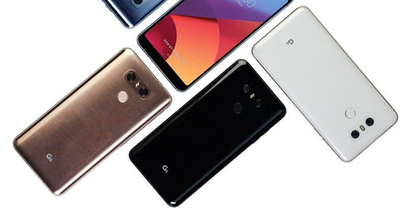 LG G6+ and G6 32 GB models are finally official