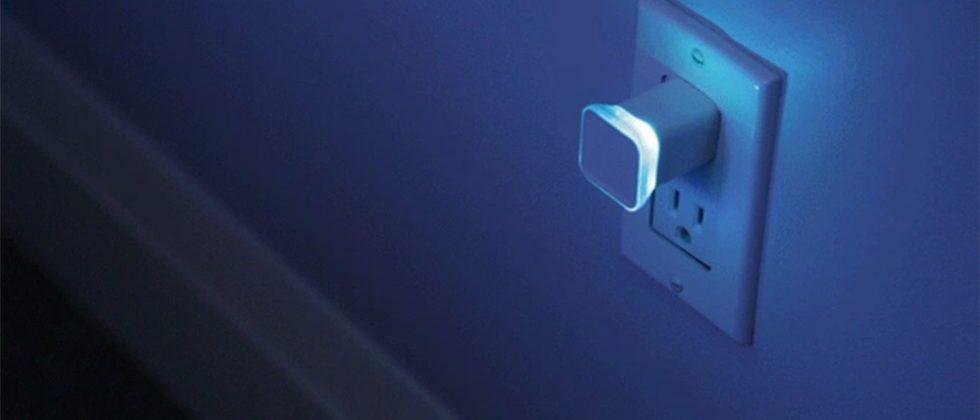 Aumi Mini smart night light doubles as a notification light