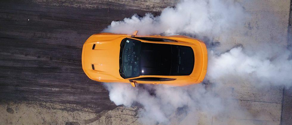 The 2018 Ford Mustang will make burnouts all too easy