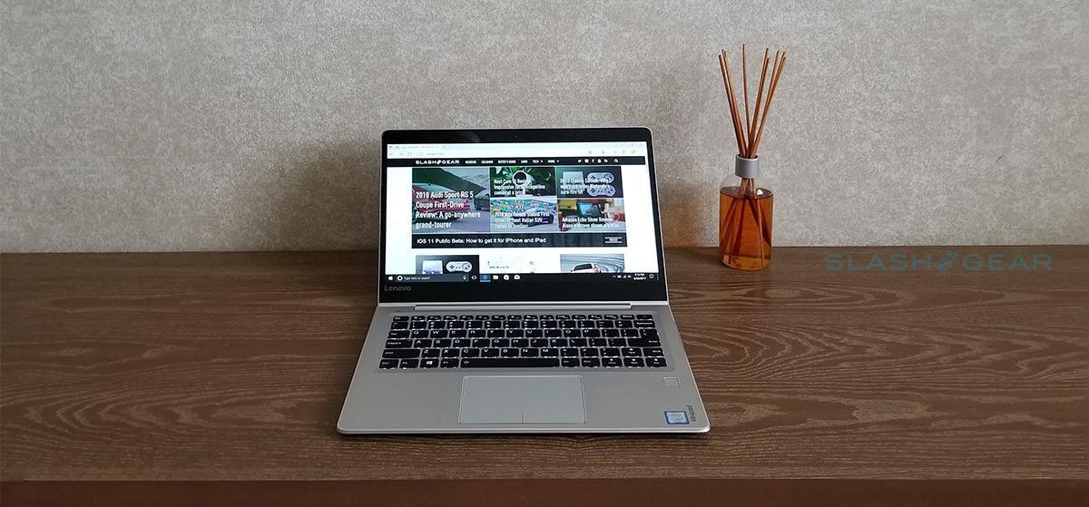 Lenovo IdeaPad 710S Plus Review - SlashGear