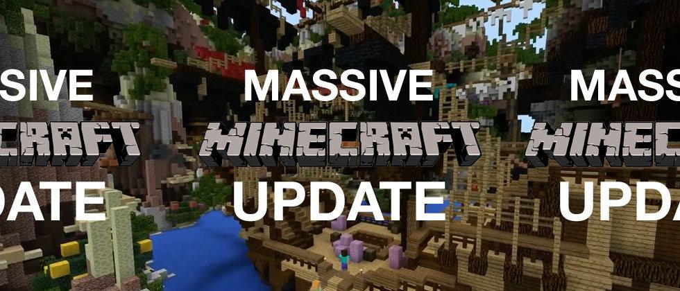 How to get that massive Minecraft Update [1.1 Discovery download]