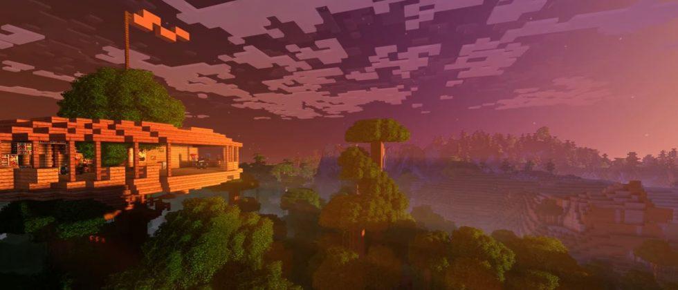 Xbox One X Minecraft 4K gets cross-platform multiplayer