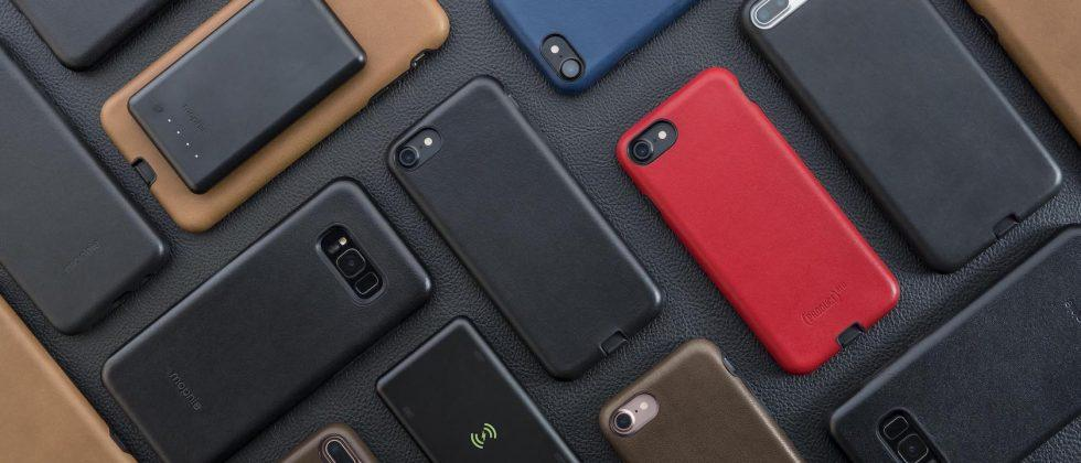 new style c1b33 9718f Mophie's wireless charging cases ditch the built-in battery - SlashGear