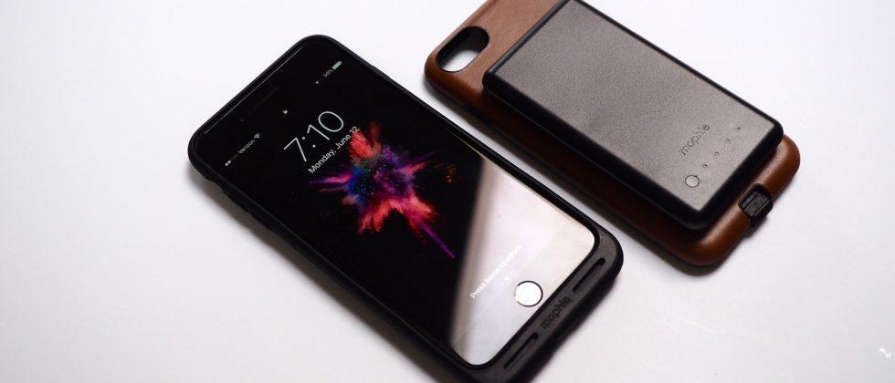 innovative design e8d7c 2a4bd Mophie Charge Force Case for iPhone 7 Review: Fixing Apple's flaws ...