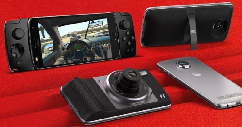 New Moto Mods revealed, including a gamepad, wireless charging
