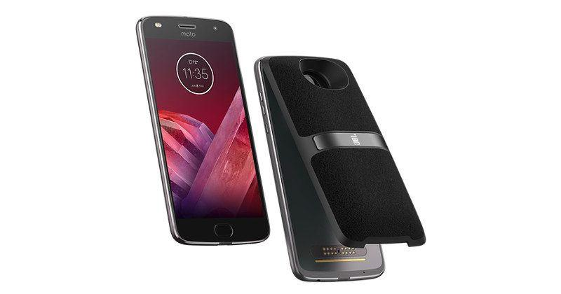 Here's what you get when you buy a Moto Z2 Play now