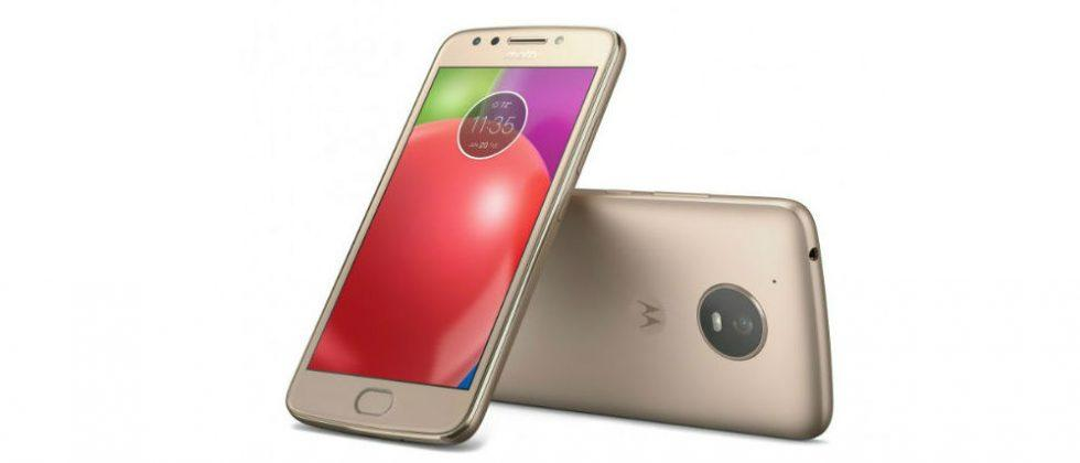 Moto E4 released as Android's sweetest deal