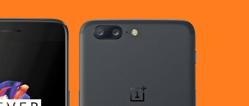 OnePlus 5 release details and pre-order live today