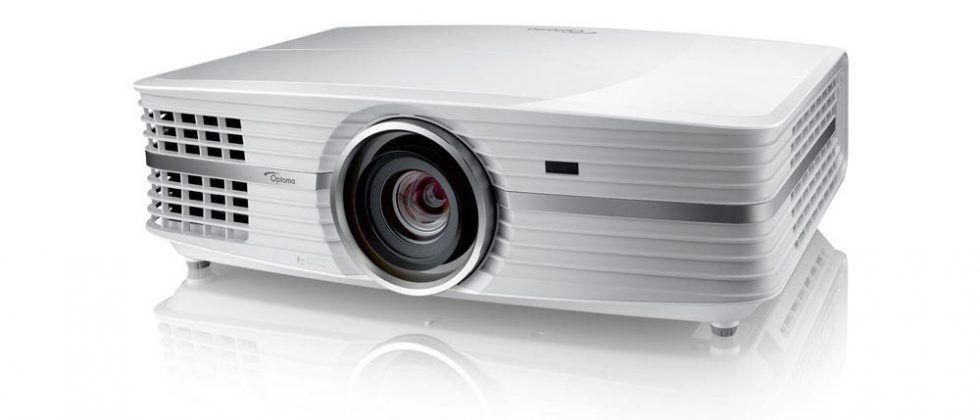 Optoma UHD60 and UHD65 projectors offer 4K Ultra HD resolution