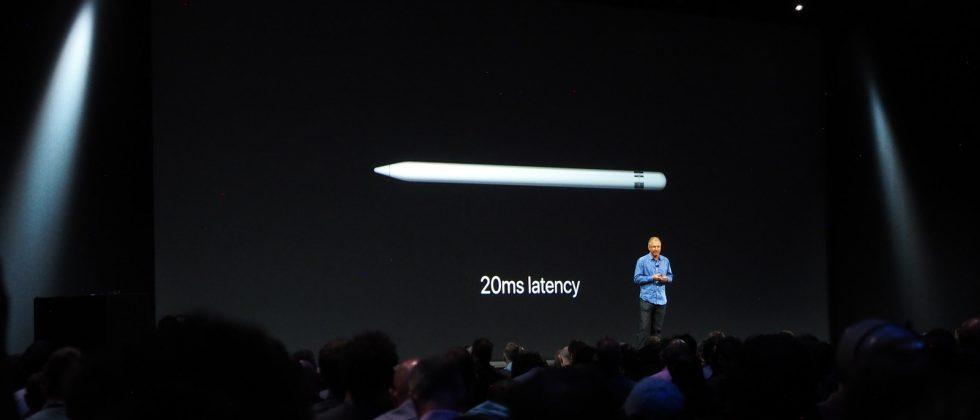 Apple Pencil is faster than ever, beating the Surface Pen