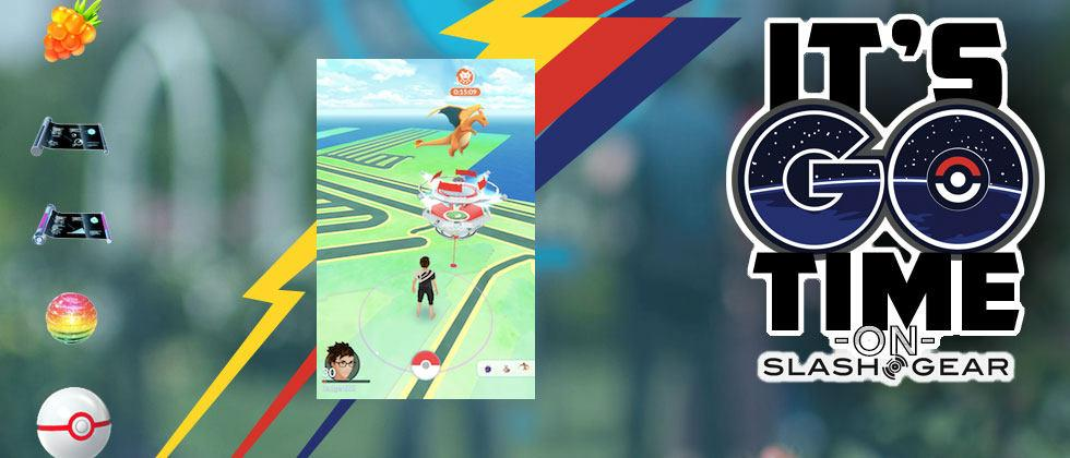 Pokemon GO Gyms Under Construction : why this update is giant!