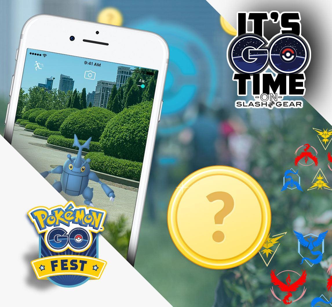 Pokemon GO Fest tickets release – for the next event! - SlashGear