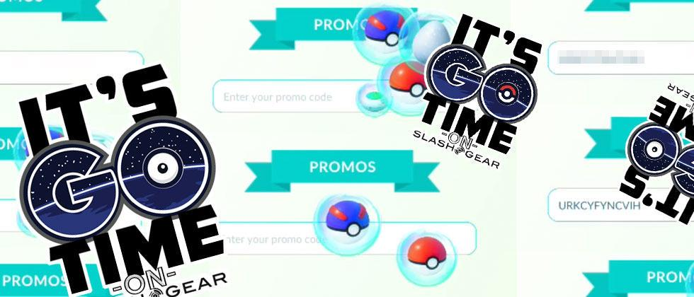Pokemon GO Update with Promo Codes event [Try these!]