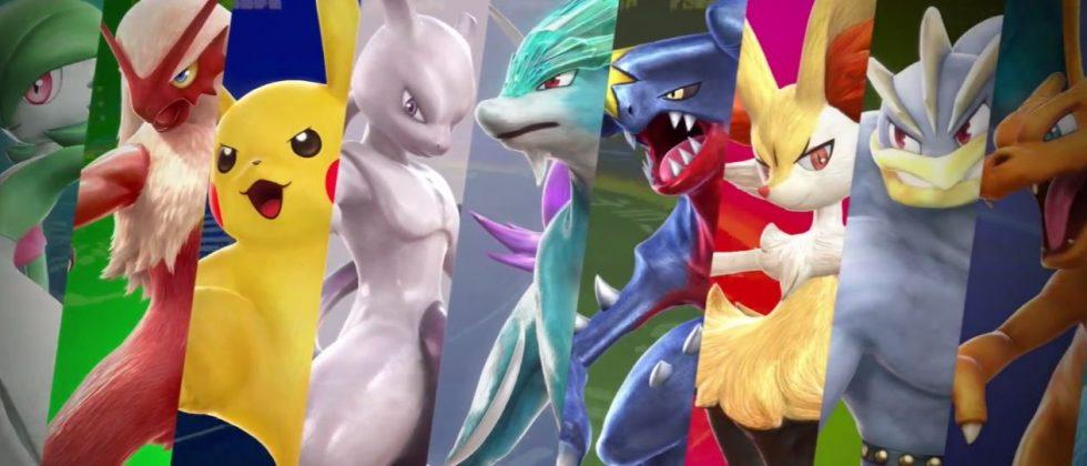 Pokken Tournament DX for Nintendo Switch release date and details