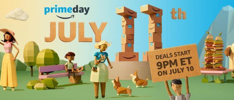 Amazon Prime Day returns next month