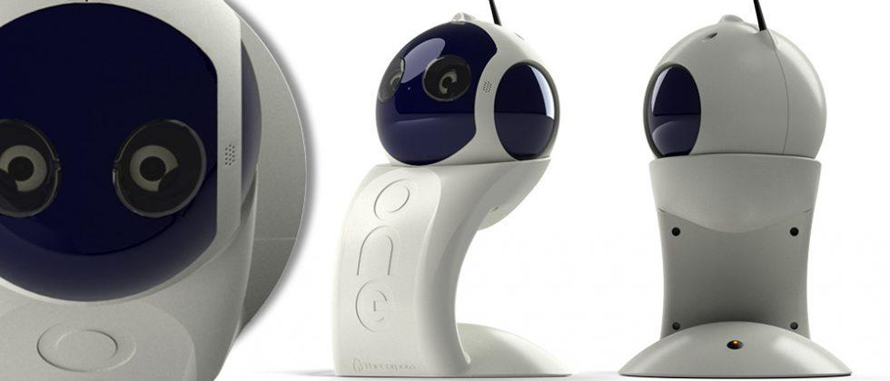 Q.bo One open source robot launches for DIYers