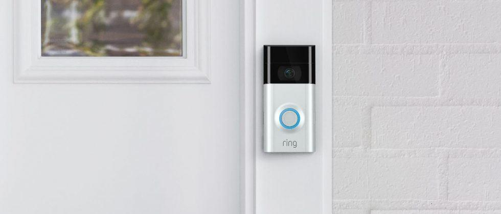Ring Video Doorbell 2 lands with 1080p recording