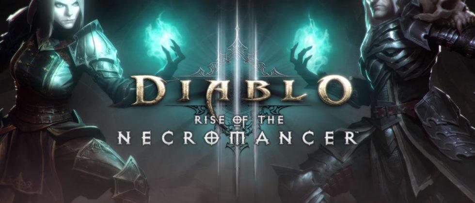 Diablo 3's Rise of the Necromancer DLC is now available