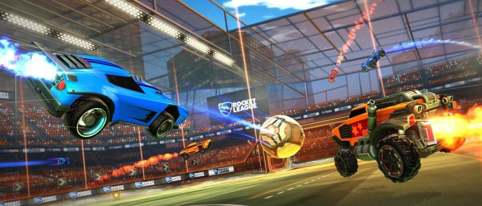 Rocket League on Nintendo Switch makes graphics sacrifice for framerate