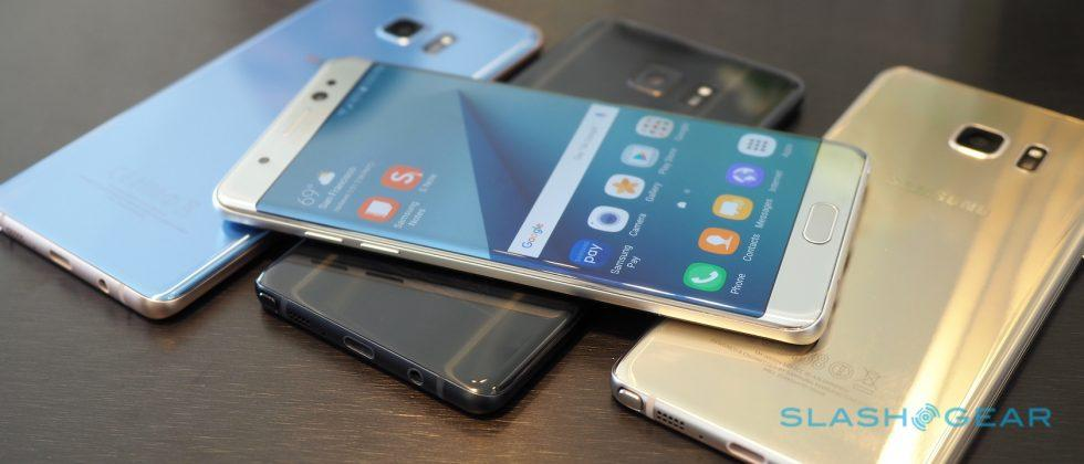 Samsung's Galaxy Note 7 FE rebirth is imminent