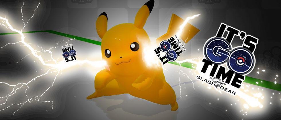 Exclusive: SHINY Pikachu coming to Pokemon GO