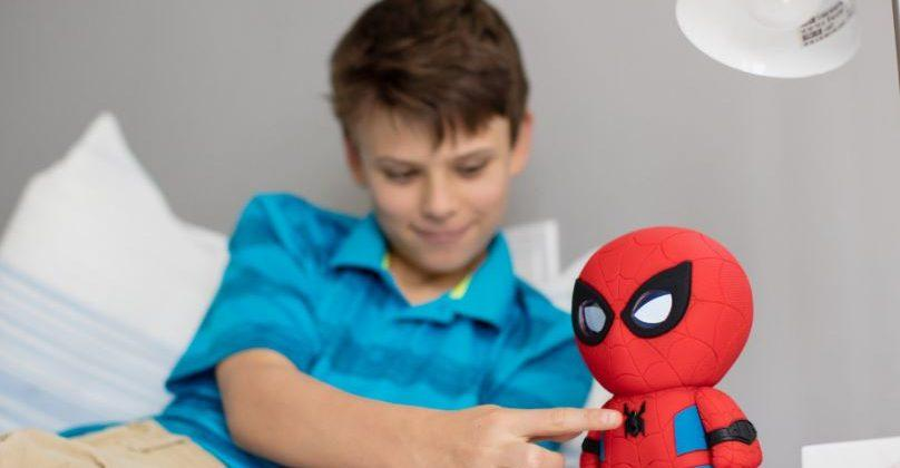 Spider-Man by Sphero offers interactive games with plenty of snark